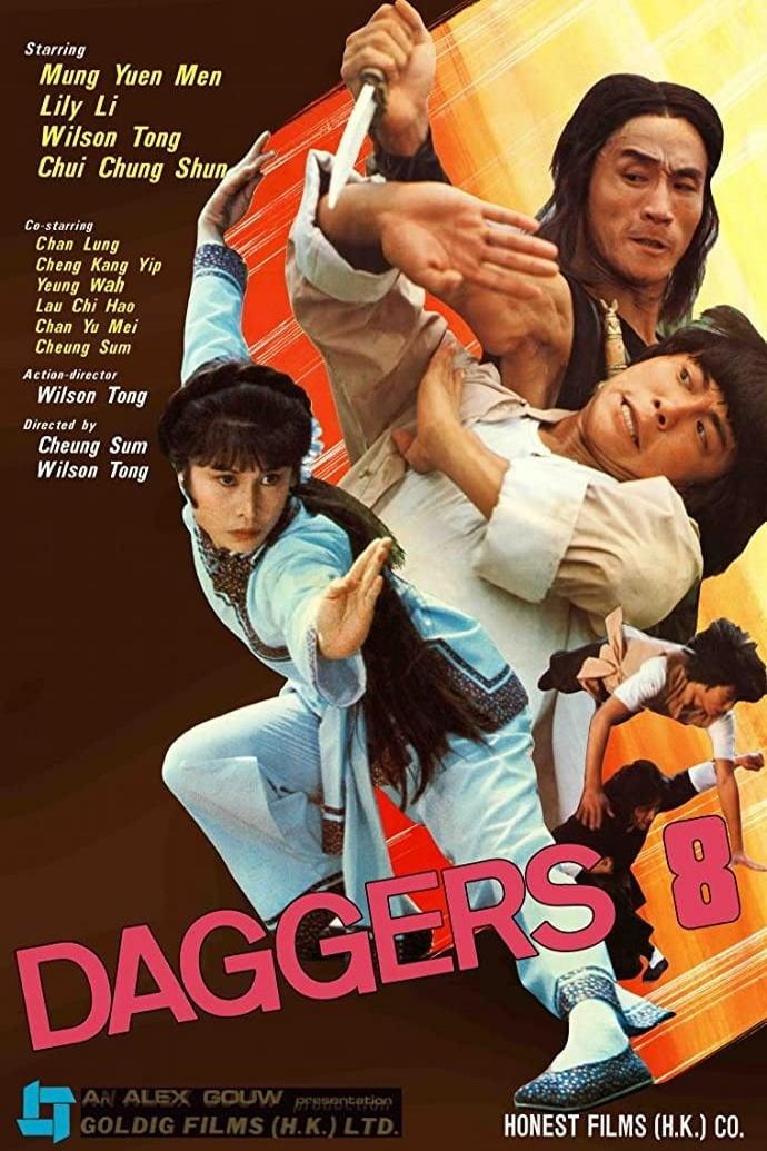 Daggers 8