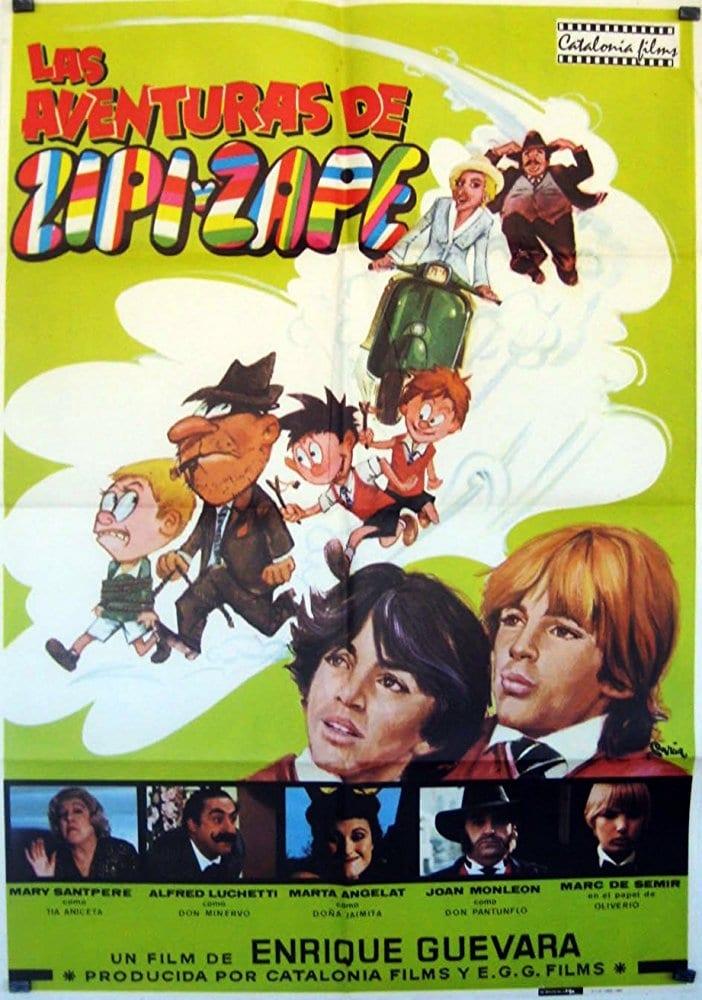 The Adventures of Zipi and Zape