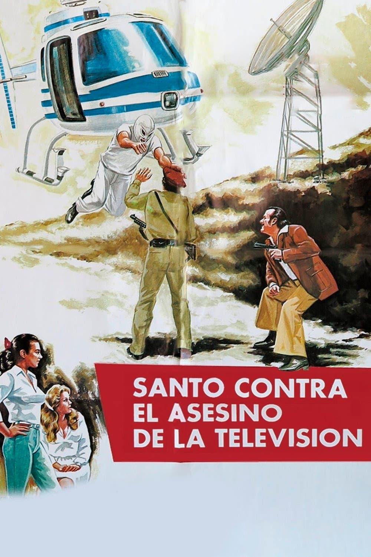 Santo vs. the Murderer of TV