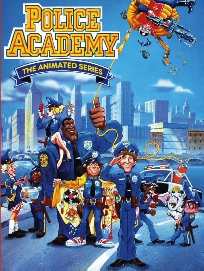 Loucademia de Polícia - A Série Animada