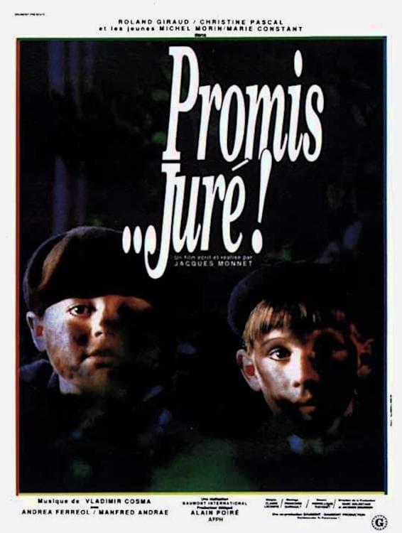 Promised... sworn!