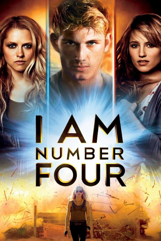 Ich bin Nummer Vier