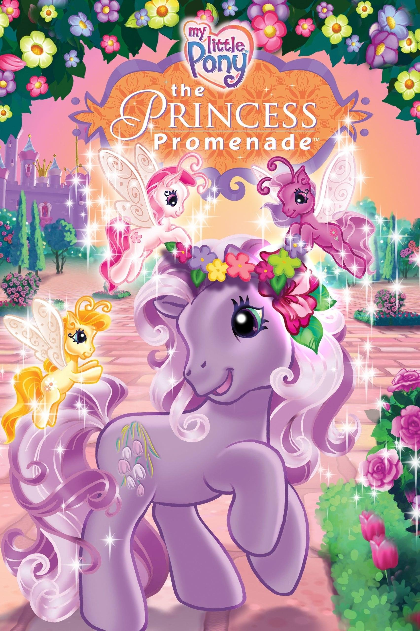 My Little Pony: A lenda da Princesa