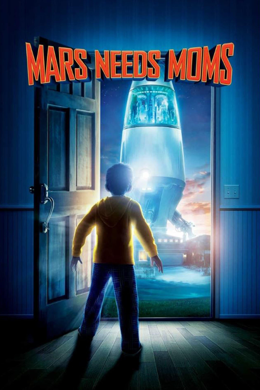 Marte Precisa de Mães
