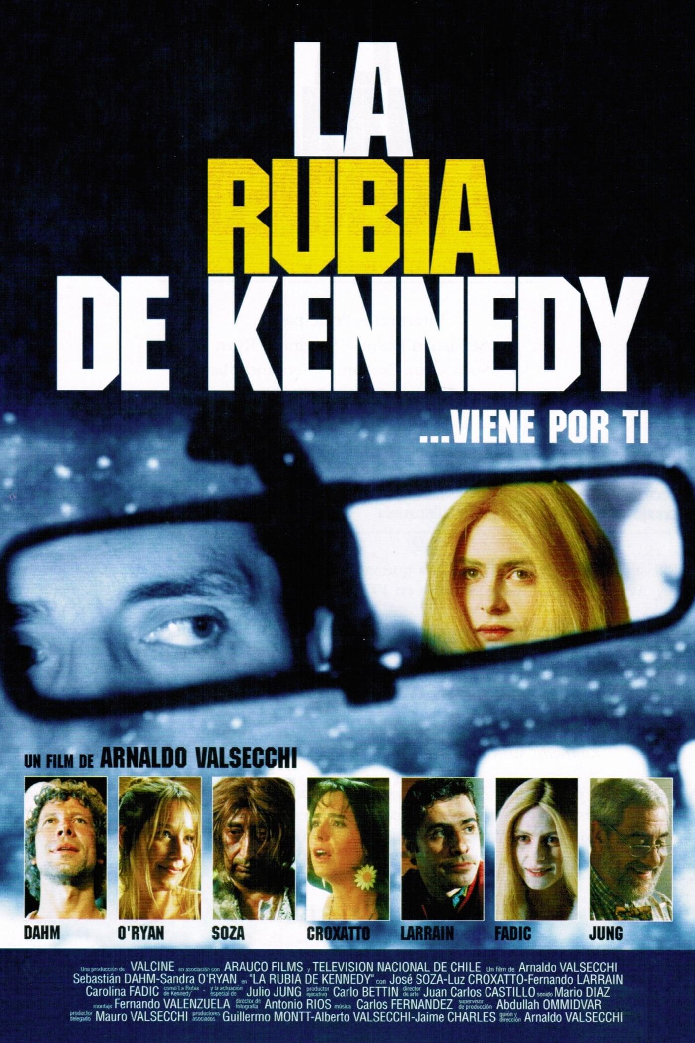 La rubia de Kennedy