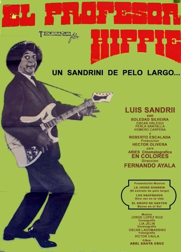 The Hippie Teacher