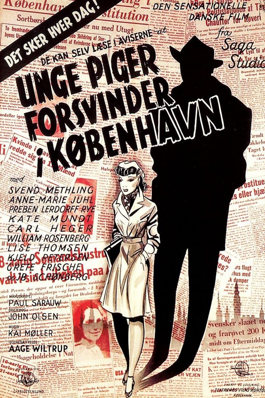 Unge piger forsvinder i København