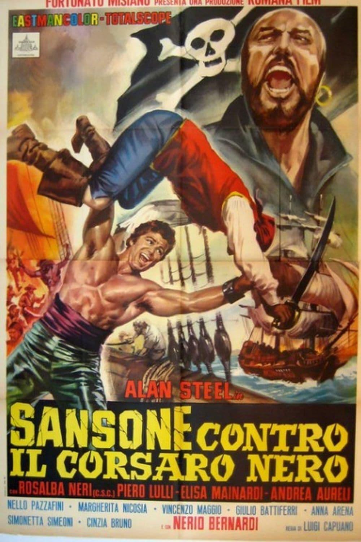 Samson gegen die Korsaren des Teufels