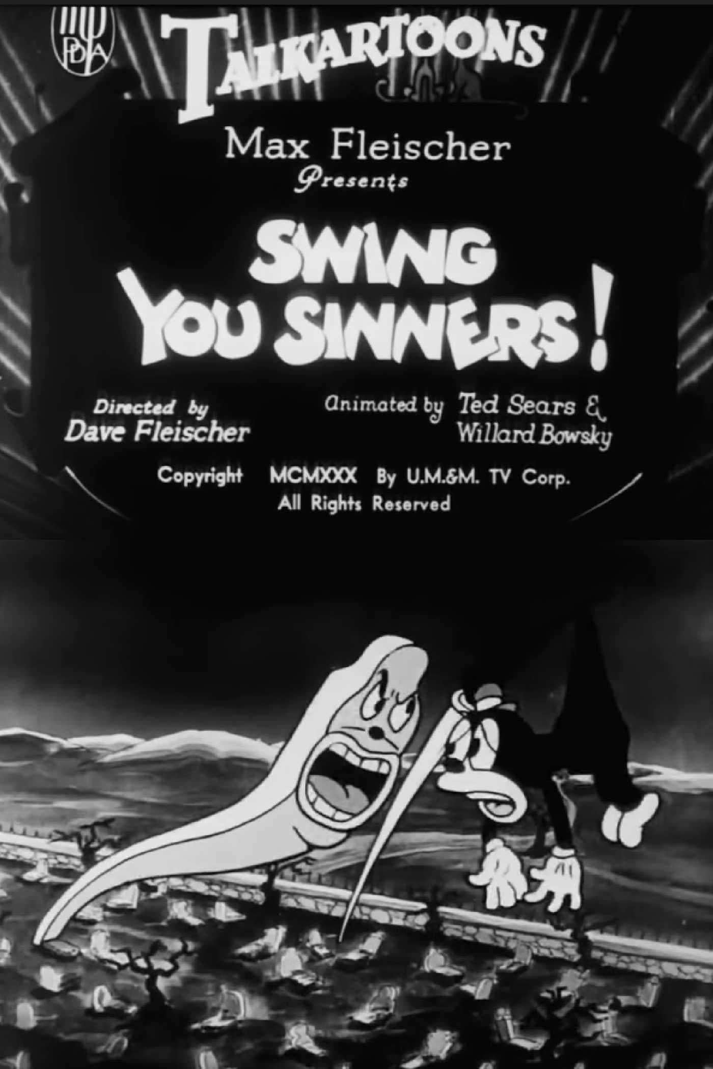 Swing You Sinners!