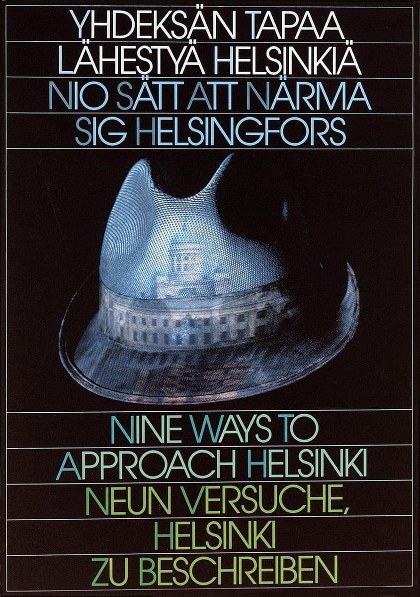 Nine Ways to Approach Helsinki