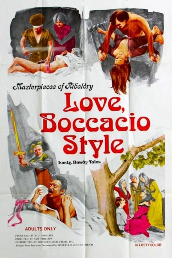 Love Boccaccio Style