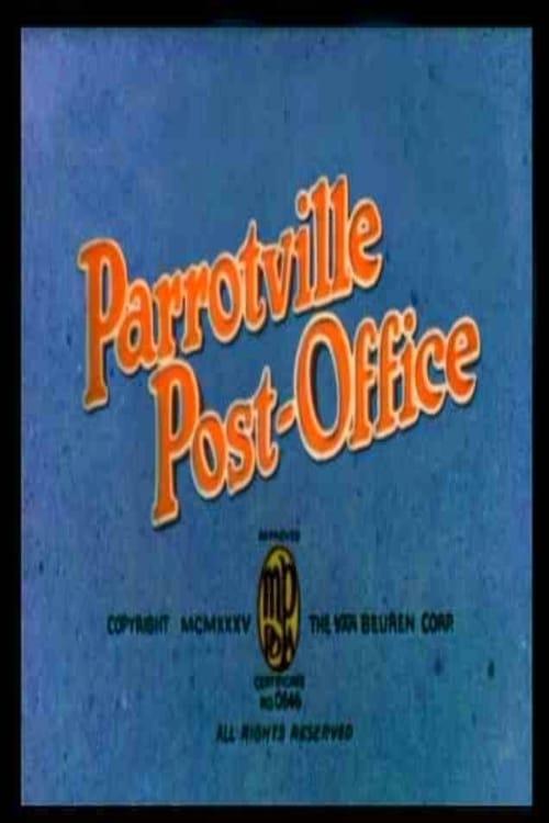 Parrotville Post Office