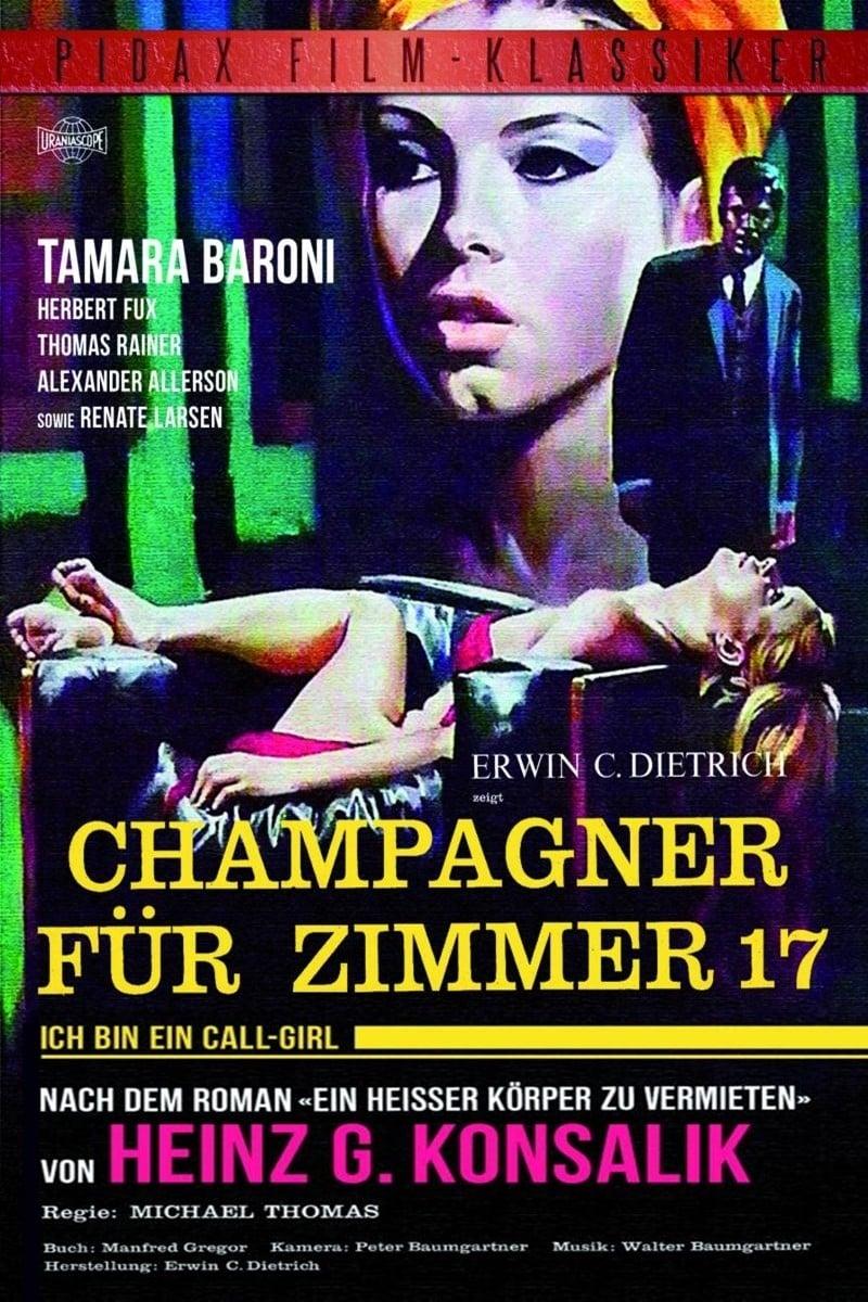 Champagner für Zimmer 17