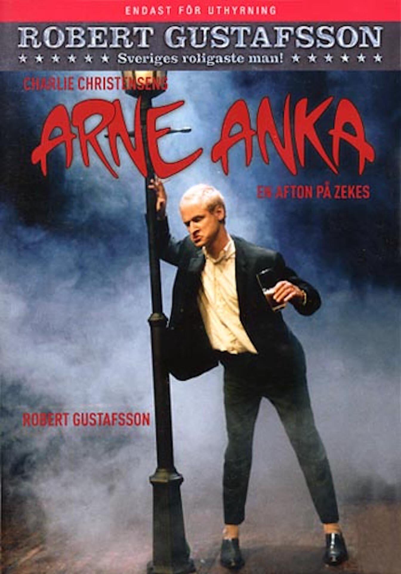 Arne Anka - An evening at Zekes