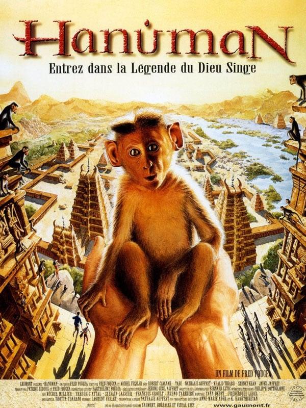 Hánuman. La leyenda del Dios Mono