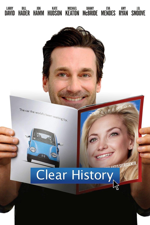 Apagar Histórico