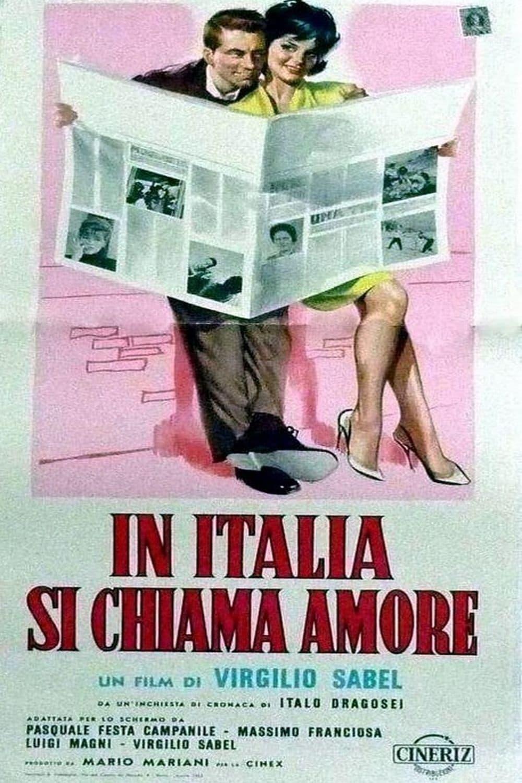 In Italia si chiama amore