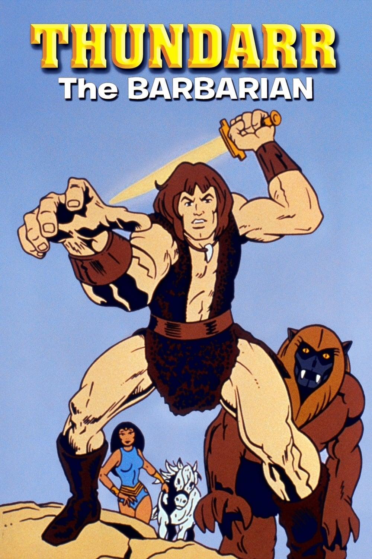 Thundarr, O bárbaro