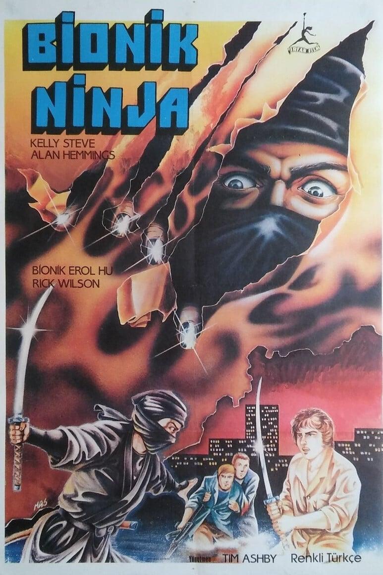 La fuerza del ninja