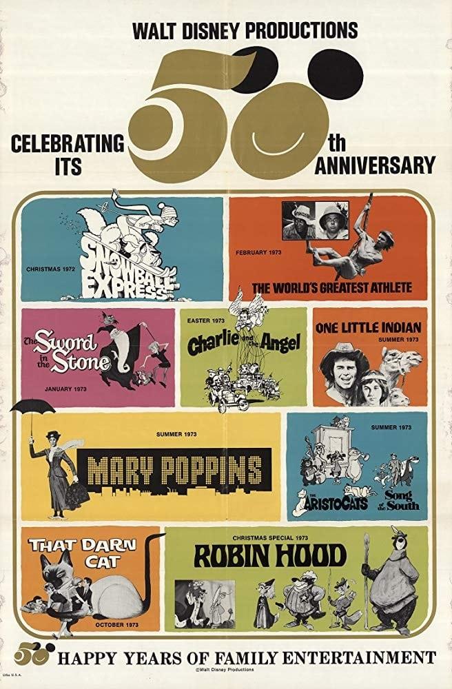 Walt Disney's 50th Anniversary Show