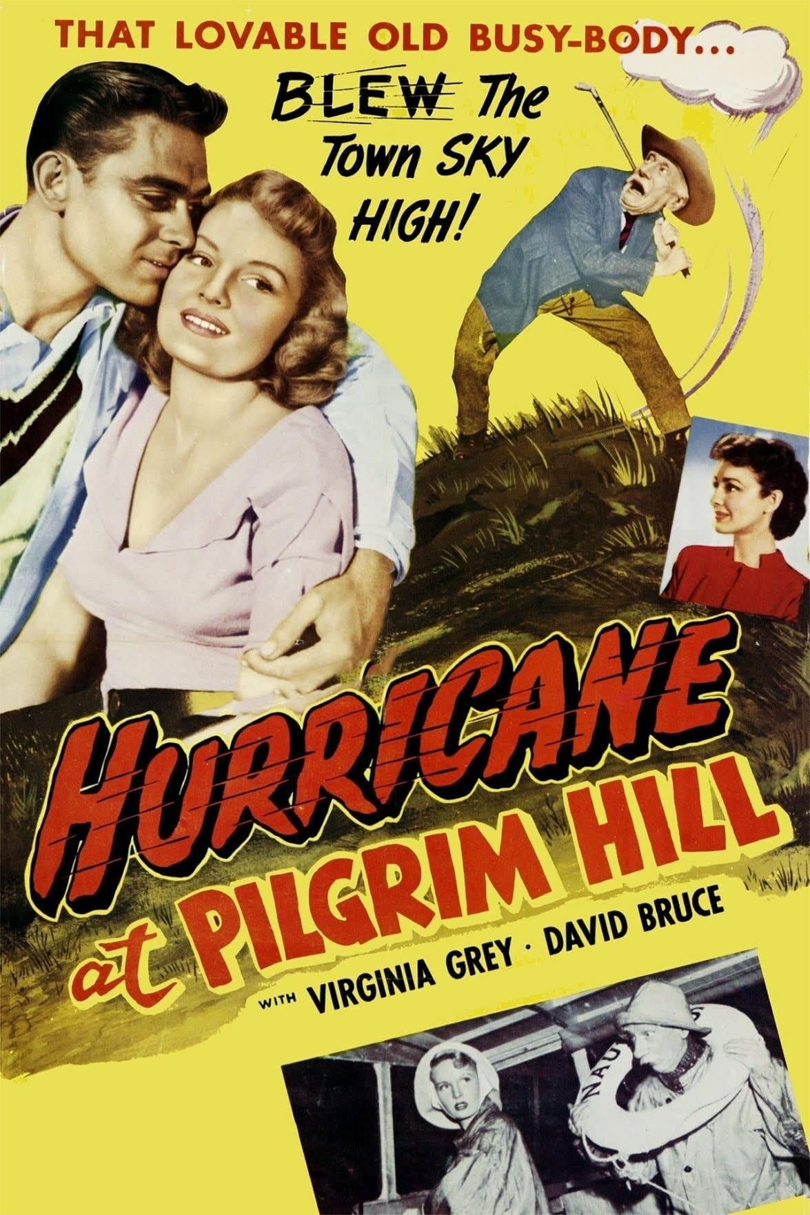 Hurricane at Pilgrim Hill