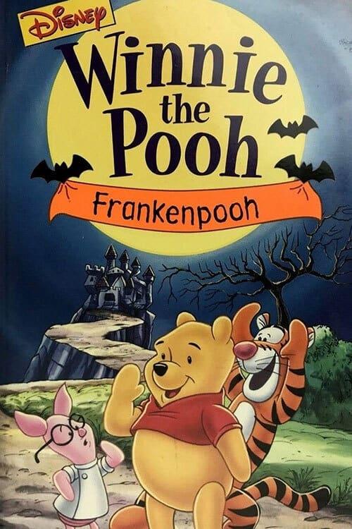 Winnie the Pooh Franken Pooh