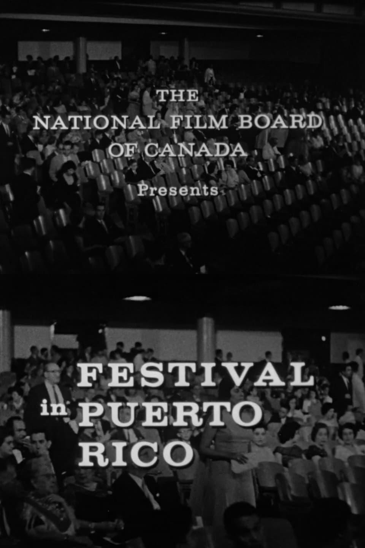 Festival in Puerto Rico