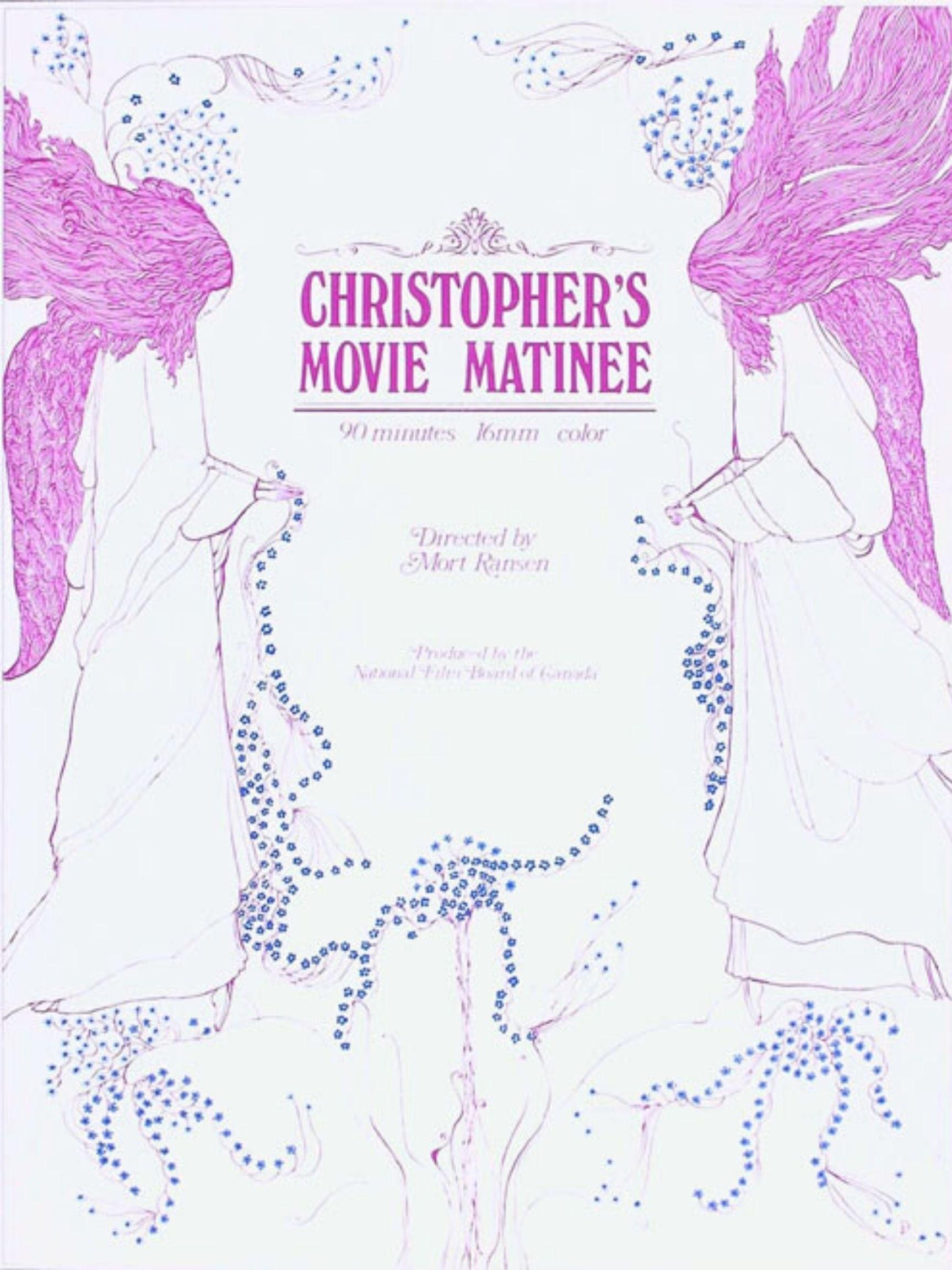 Christopher's Movie Matinee