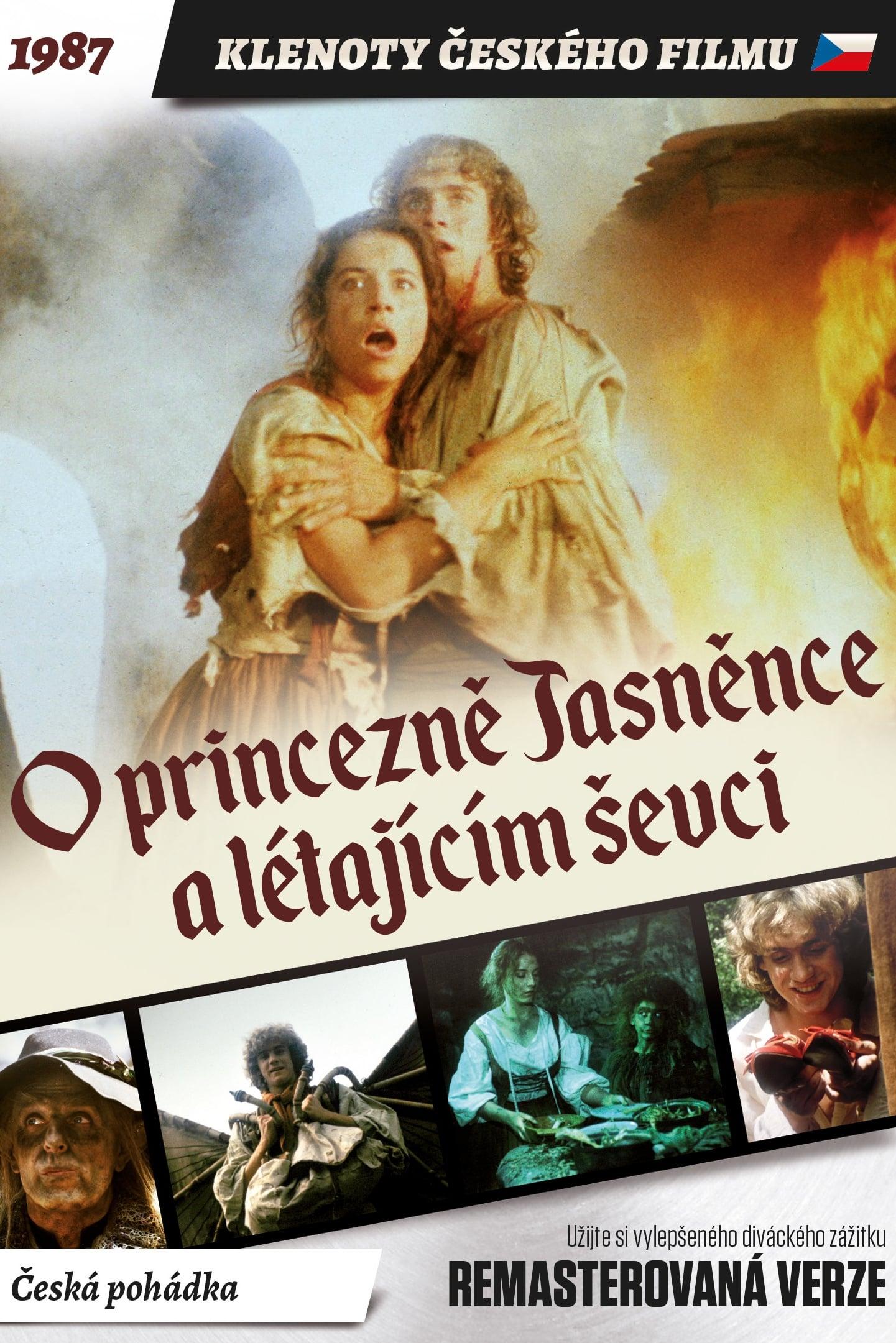O princezně Jasněnce a létajícím ševci