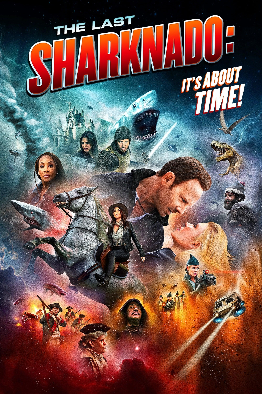 El último Sharknado 6: Ya era hora