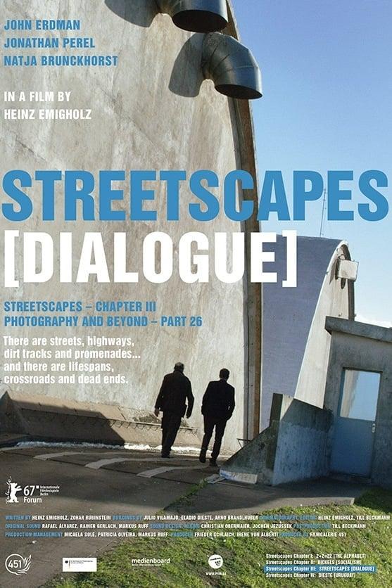 Streetscapes [Dialogue]