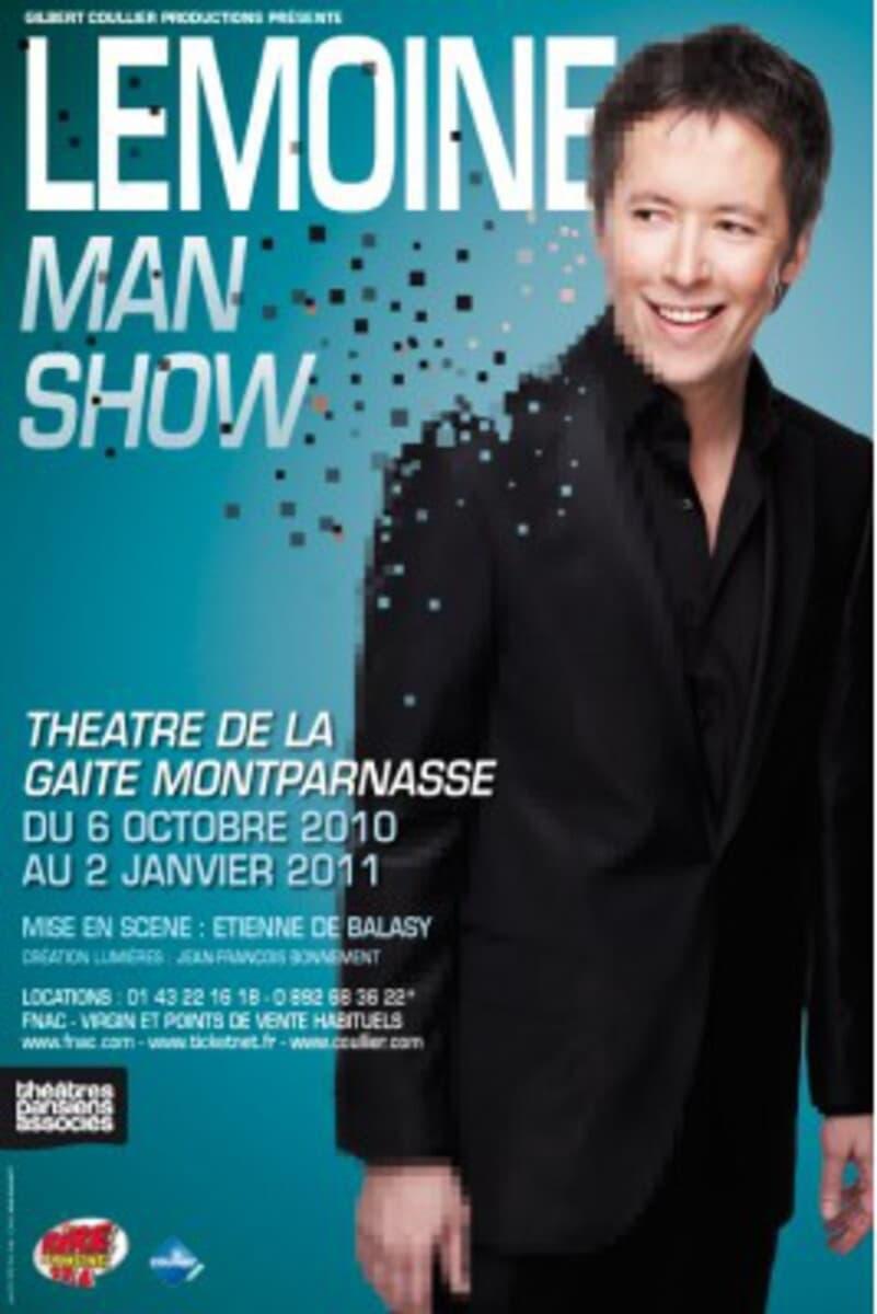 Jean-Luc Lemoine - Lemoine Man Show
