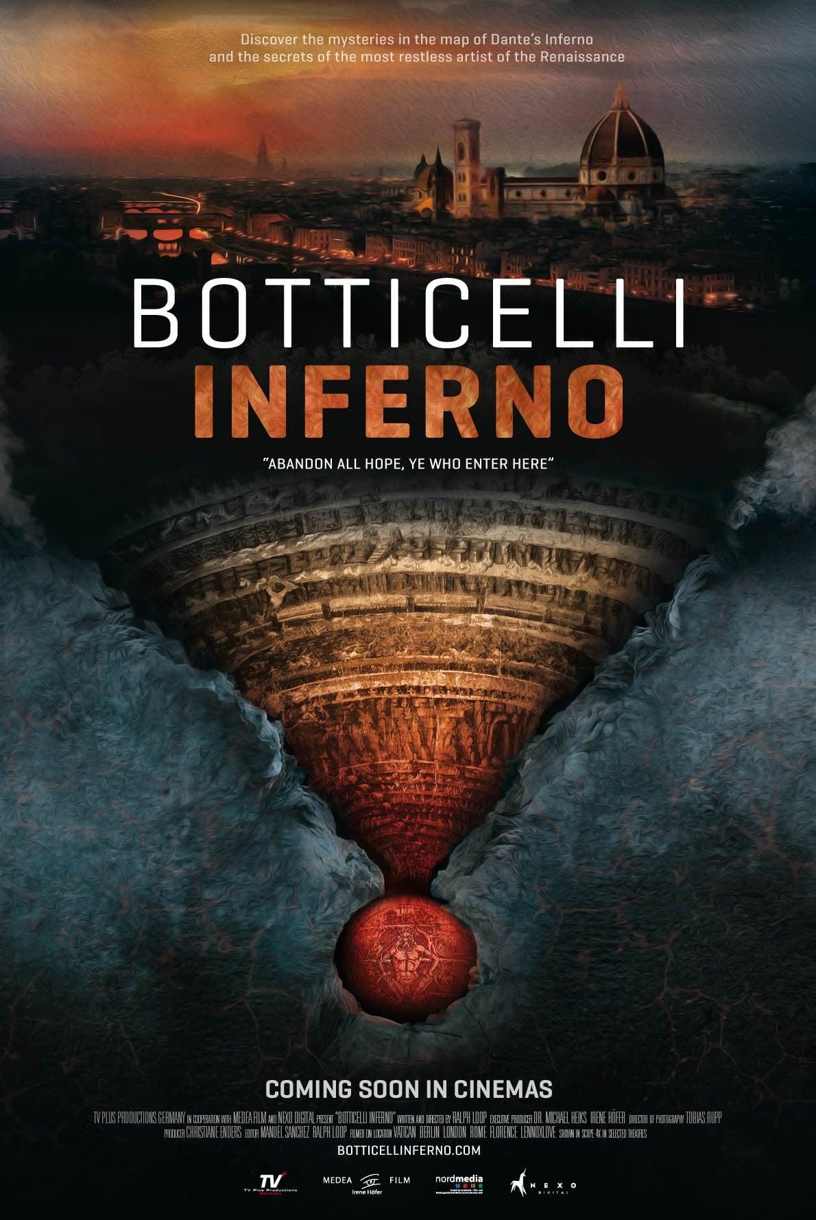 Botticelli – Inferno