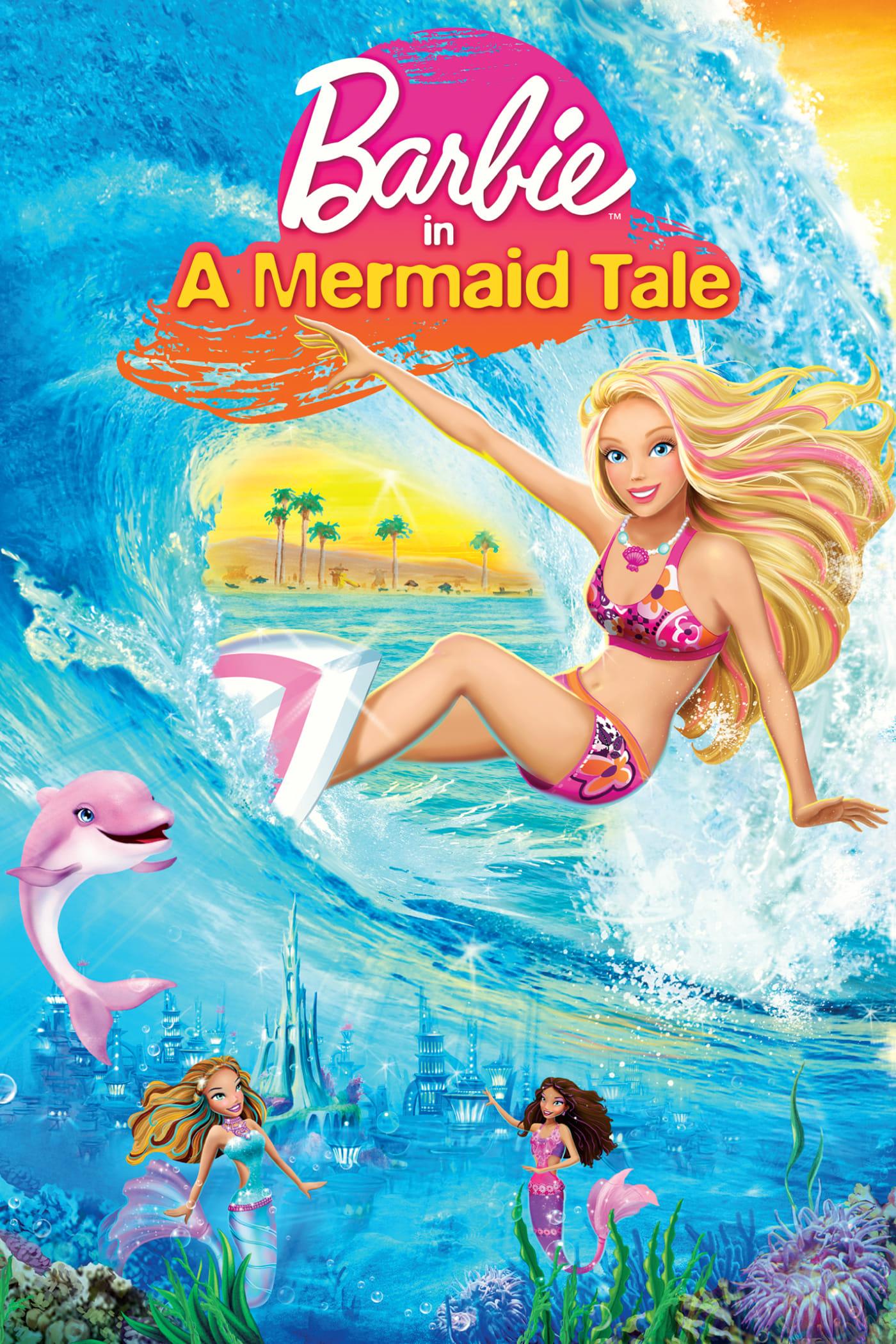 Barbie: Vida de Sereia