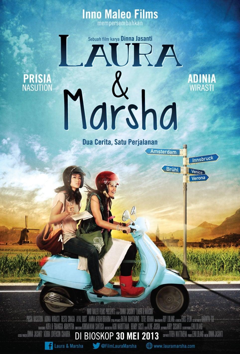 Laura & Marsha