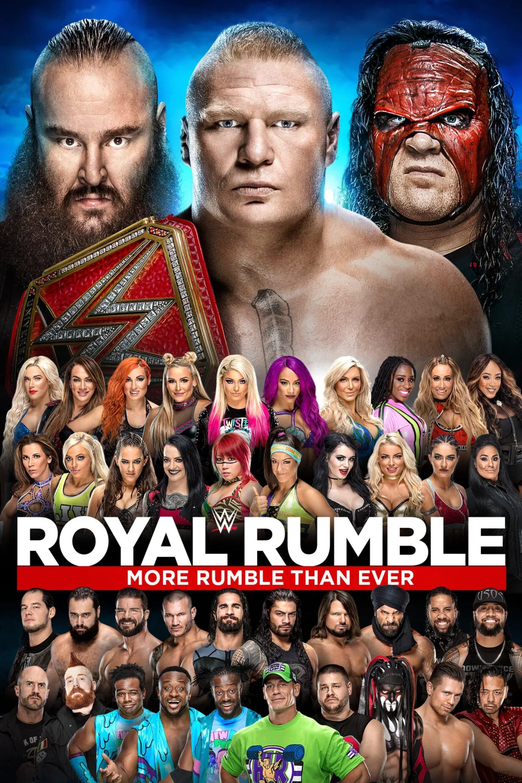 WWE Royal Rumble 2018