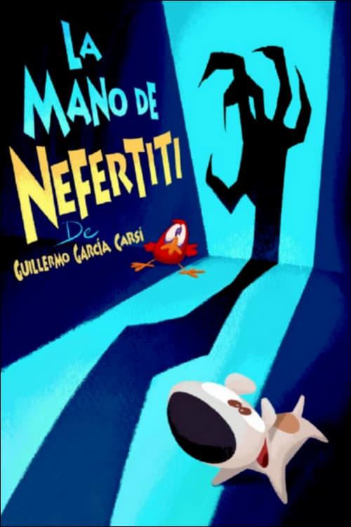 Tad Jones: The Hand of Nefertiti