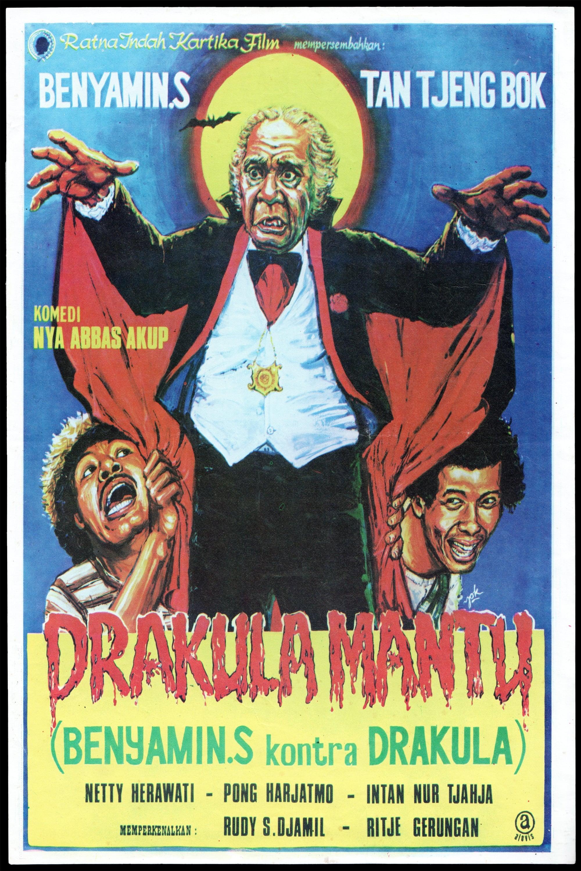 Drakula Mantu