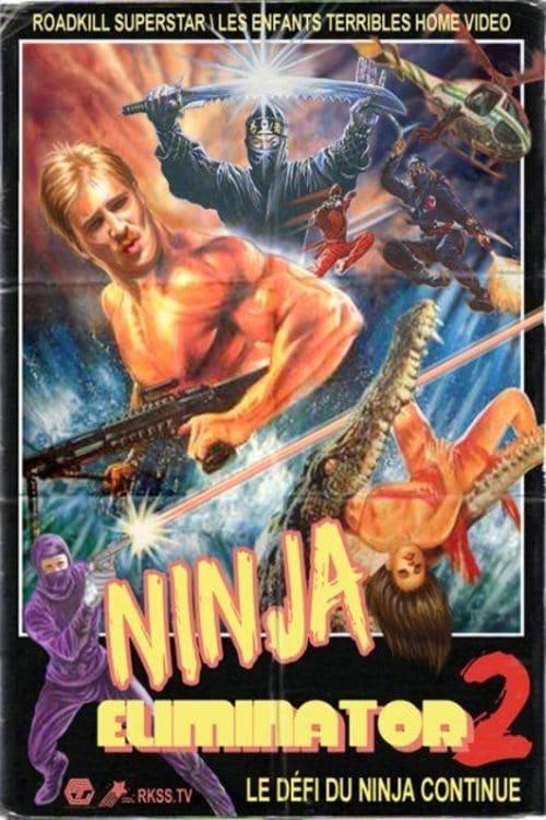 Ninja Eliminator 2: Quest of the Magic Ninja Crystal