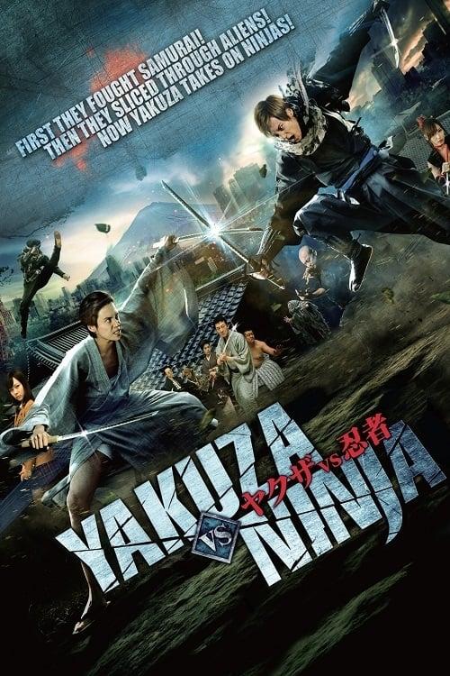 Yakuza vs. Ninja: Part I