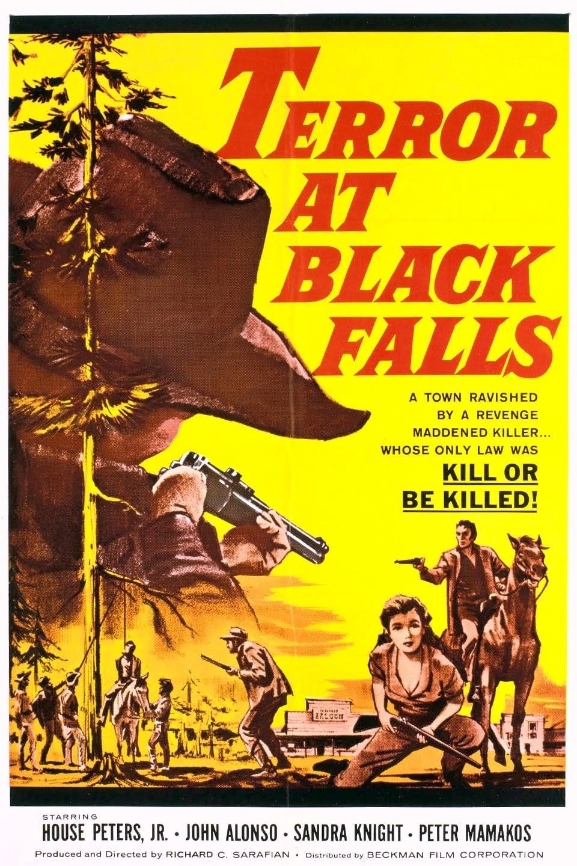 Terror At Black Falls