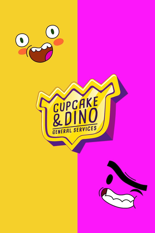 Cupcake e Dino - Serviços Gerais