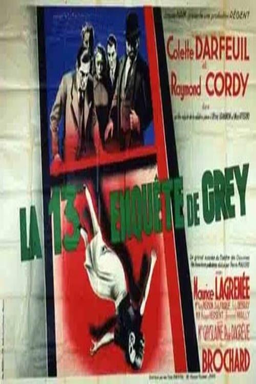 La treizième enquête de Grey
