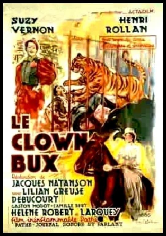 Le clown Bux