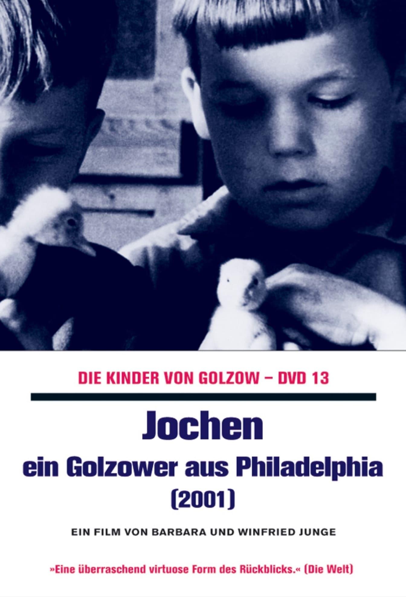 Jochen - Ein Golzower aus Philadelphia