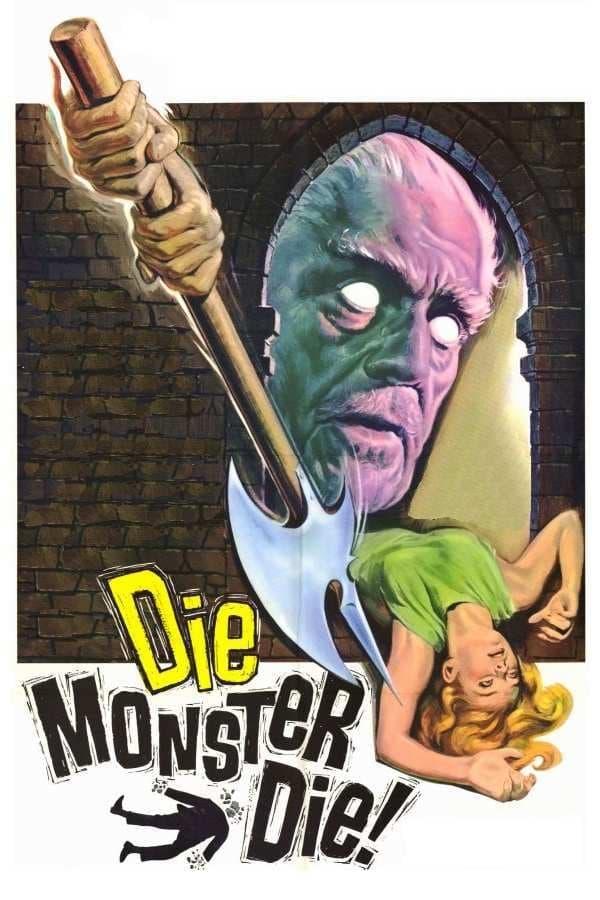 El monstruo del terror