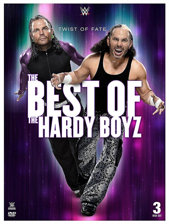 Twist of Fate: The Best of the Hardy Boyz