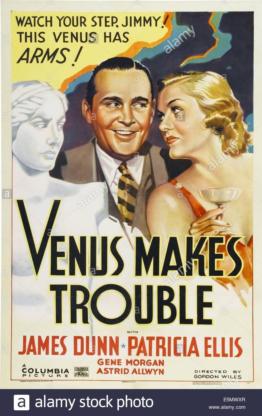 Venus Makes Trouble