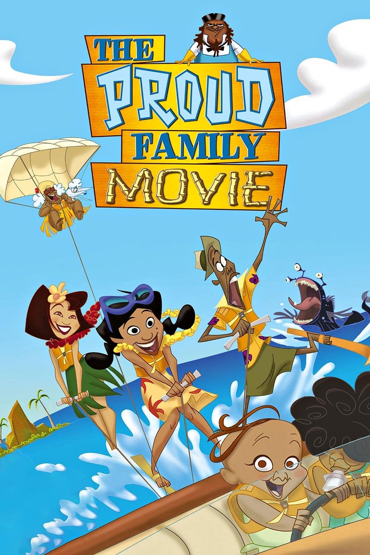 Los Proud, la película