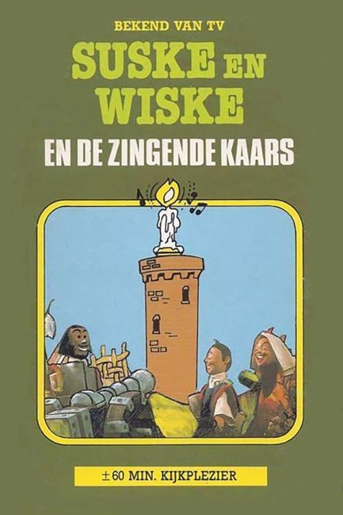 Suske en Wiske en de Zingende Kaars